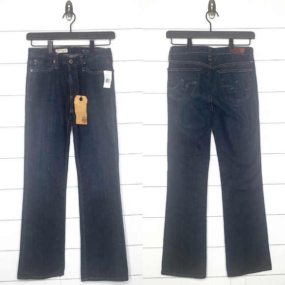 Ag Adriano Goldschmied Denim - AG Adriano Goldschmied The Mid-Rise Angel Bootcut